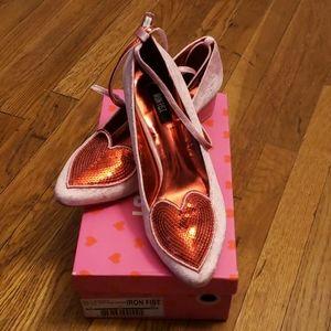 Iron Fist Turkish Delight Court Shoe